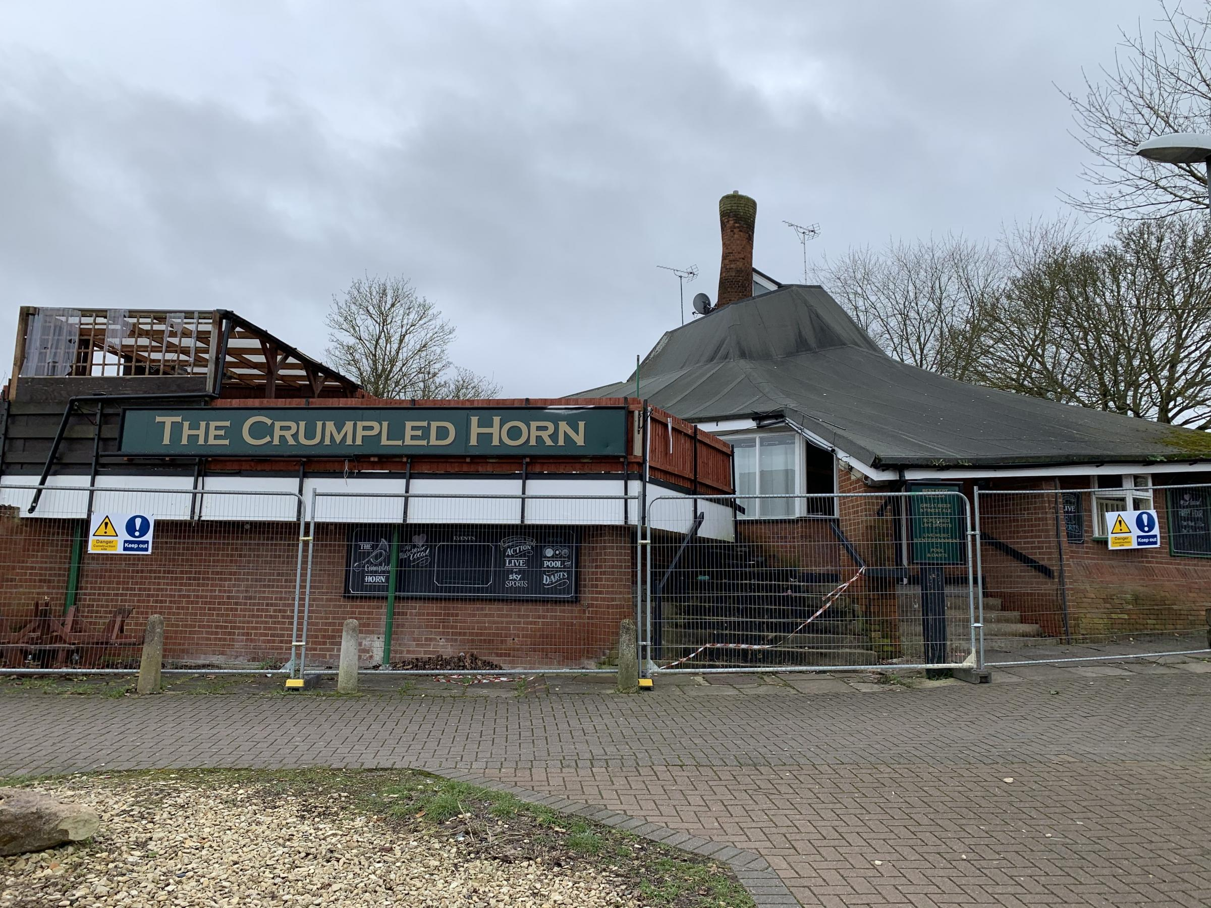 Punters rejoice as Eldene pub The Crumpled Horn is saved by new owners