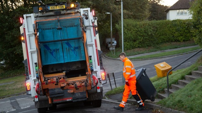 Wiltshire Council changing kerbside recycling collection days and rules