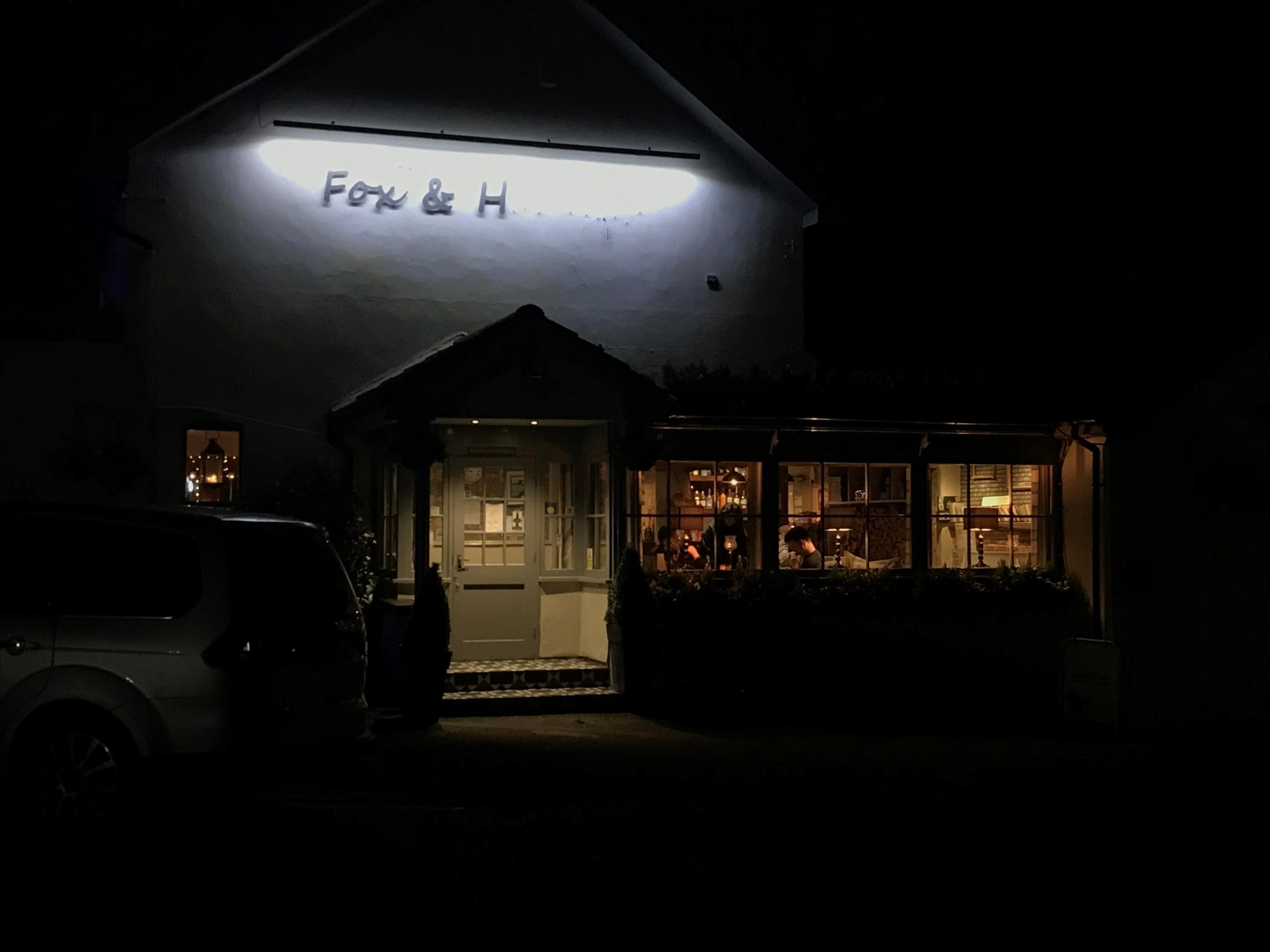 FOOD REVIEW: Fox & Hounds, Wroughton