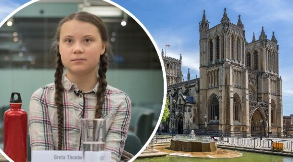Greta Thunberg is coming to Bristol Picture: PA