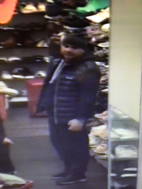 TK Maxx flasher exposed himself to shoppers and staff