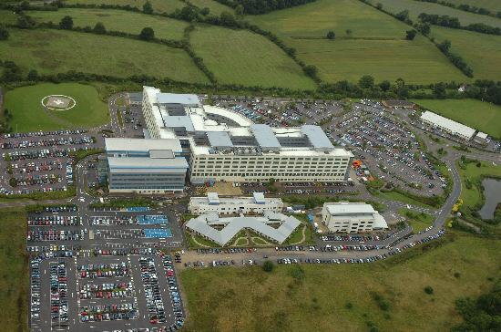 GWH staff Park and Ride mothballed after poor take-up