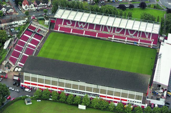 TrustSTFC first entered into talks to purchase the County Ground freehold in March 2015