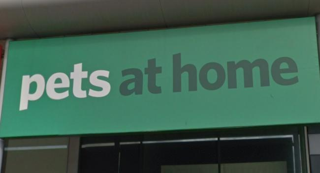 A Pets at Home Store. Picture: Newsquest