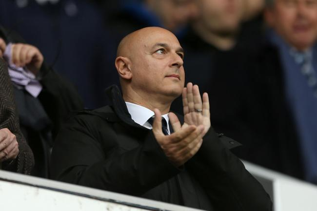 Tottenham chairman Daniel Levy announced salary reductions and furloughing for club staff