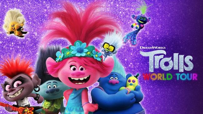 Trolls World Tour movie gets early release - how to watch it on TV. Picture: Dreamworks/Trolls World Tour