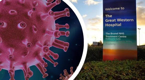3 coronavirus deaths at Great Western Hospital in October