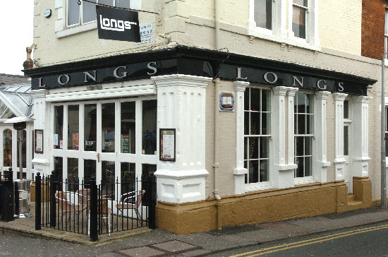 Longs closed while refitting