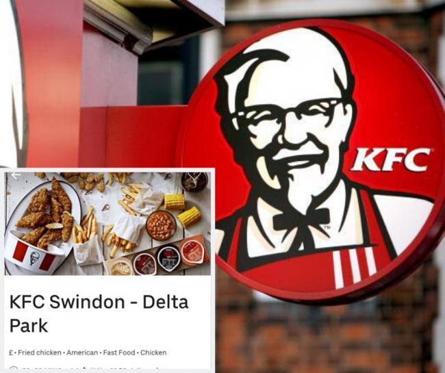 CORONAVIRUS: KFC reopens in Swindon (But it has a limited menu)
