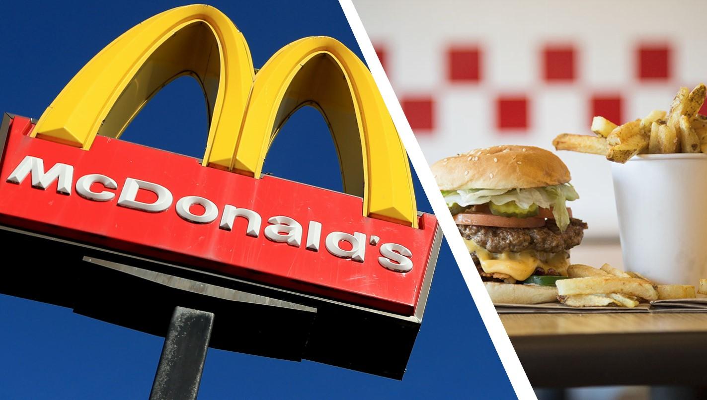 Mcdonald S And Five Guys Full List Of Uk Restaurants Set To Reopen For Deliveries Swindon Advertiser