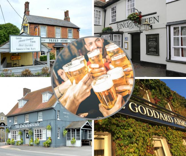 Pubs reopening this weekend