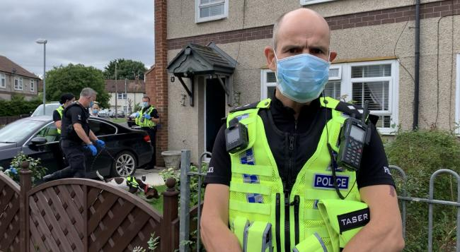 INTERVIEW: Raids targeted 'The Walcot Boys' after helpful public tip-offs