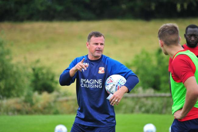 Town players back for pre-season (and their first game is next weekend)