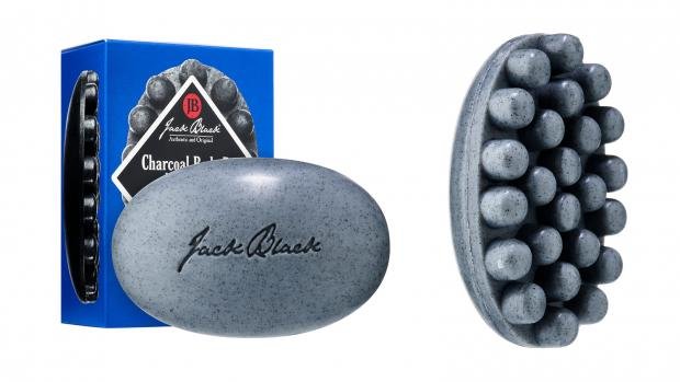 Swindon Advertiser: Exfoliate your body with the Jack Black Charcoal Body Bar Massaging Soap. Credit: Jack Black