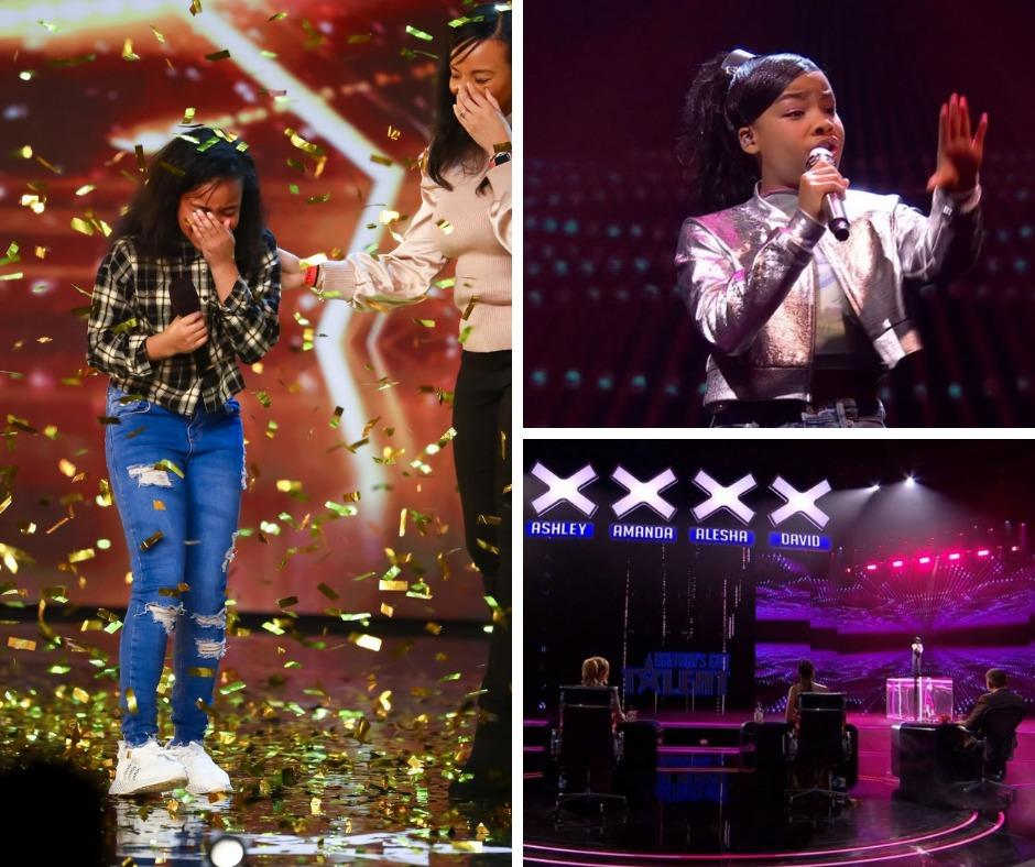 Fayth Needs Vote From Public To Make It Into Final Of Bgt Swindon Advertiser