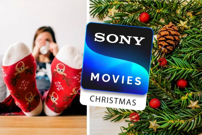 Sony Movie Christmas channel confirm when it'll return to Sky, Virgin and Freeview. Pictures: Newsquest/Sony Movies Christmas Channel