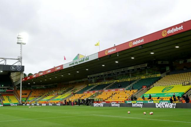 Supporters are set to return at Carrow Road this weekend