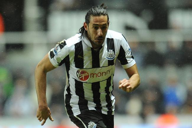 Jonas Gutierrez was a popular figure on Tyneside (Owen Humphreys/PA)