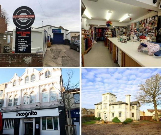 The businesses up for sale in Swindon - All images courtesy of Rightmove
