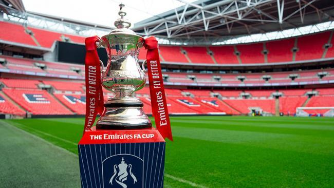 Swindon Town to face non-league Darlington in FA Cup first round