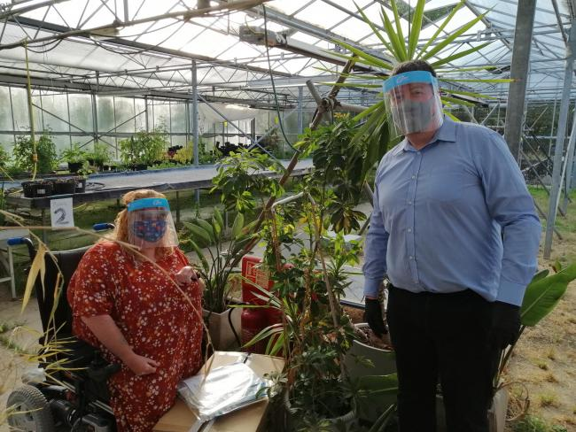 Regen Medical is pleased to support Growing4All, a horticultural therapy project run by Mencap West Berkshire