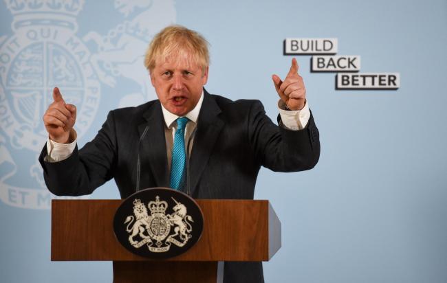 Swindon Council Calls For Changes To Boris Johnson S Build Back Better Plan Swindon Advertiser