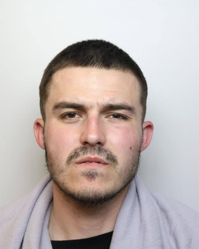 Police search for James Cherry, wanted in connection with burglary