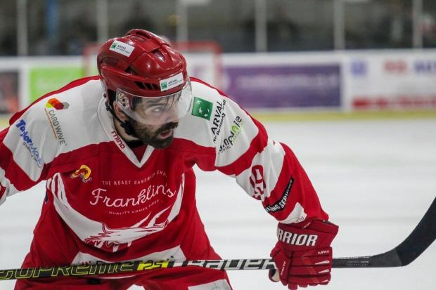 Swindon Wildcats player-coach Aaron Nell has not played competitively since the early months of this year