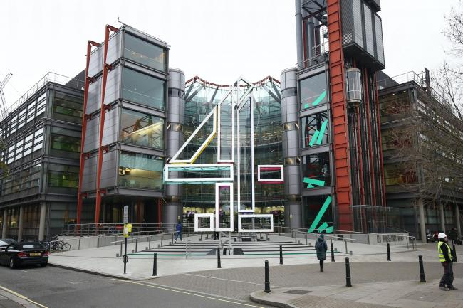 Channel 4 headquarters in London