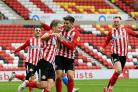 Sunderland are yet to concede a goal from open play this term      Pic: Frank Reid-JPIMedia Ltd