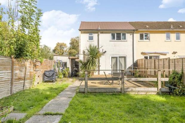 Swindon Advertiser: Melksham Close property (Photo: Zoopla)