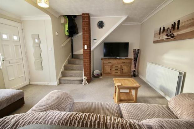 Swindon Advertiser: Inside the home (Photo: Zoopla)