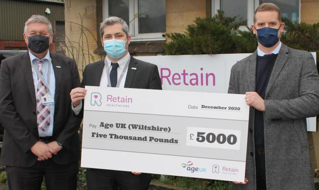 £5,000 to help tackle loneliness in elderly during Lockdown 3