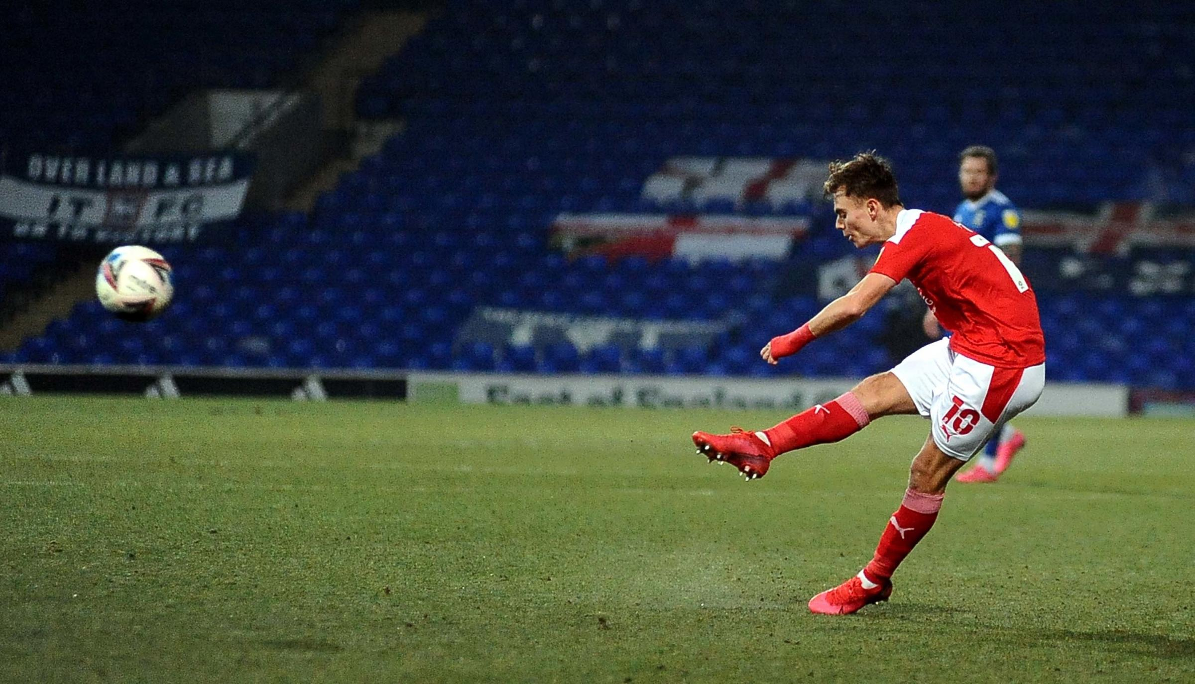 Adver Sport gallery from Ipswich Town 2 Swindon Town 3
