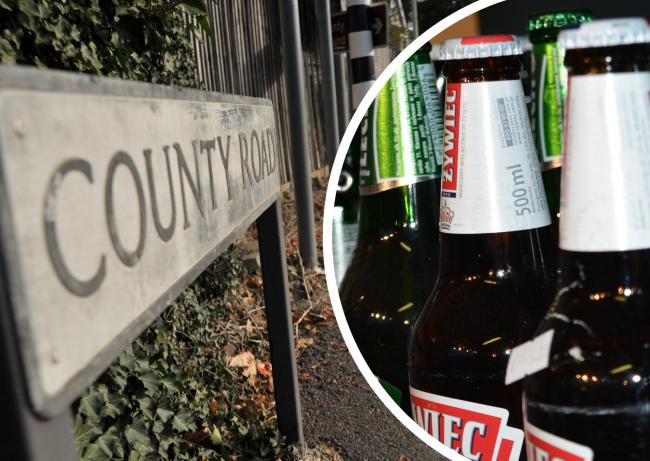 Swindon Borough Council currently has a limit on the number of off-licences, pubs and clubs in Broadgreen