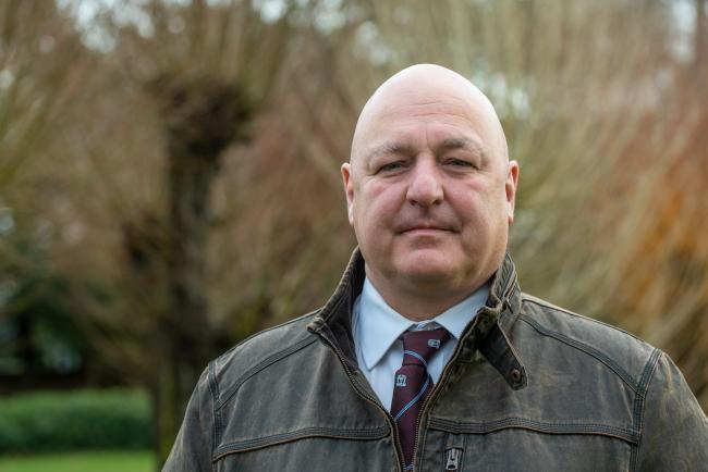 Independent Police and Crime Commissioner candidate Mike Rees   Picture: Barbara Leatham