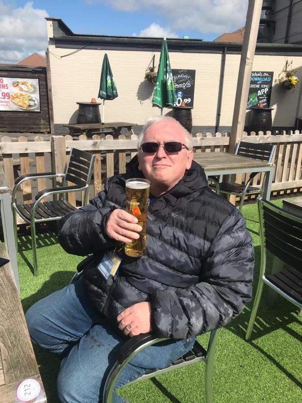 Swindon Advertiser: Mike Long