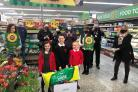 Morrisons Haydon Wick celebrates its Seeds of Hope campaign