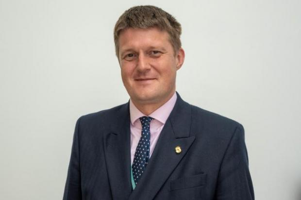 Swindon Advertiser: Leader of Wiltshire Council, Richard Clewer