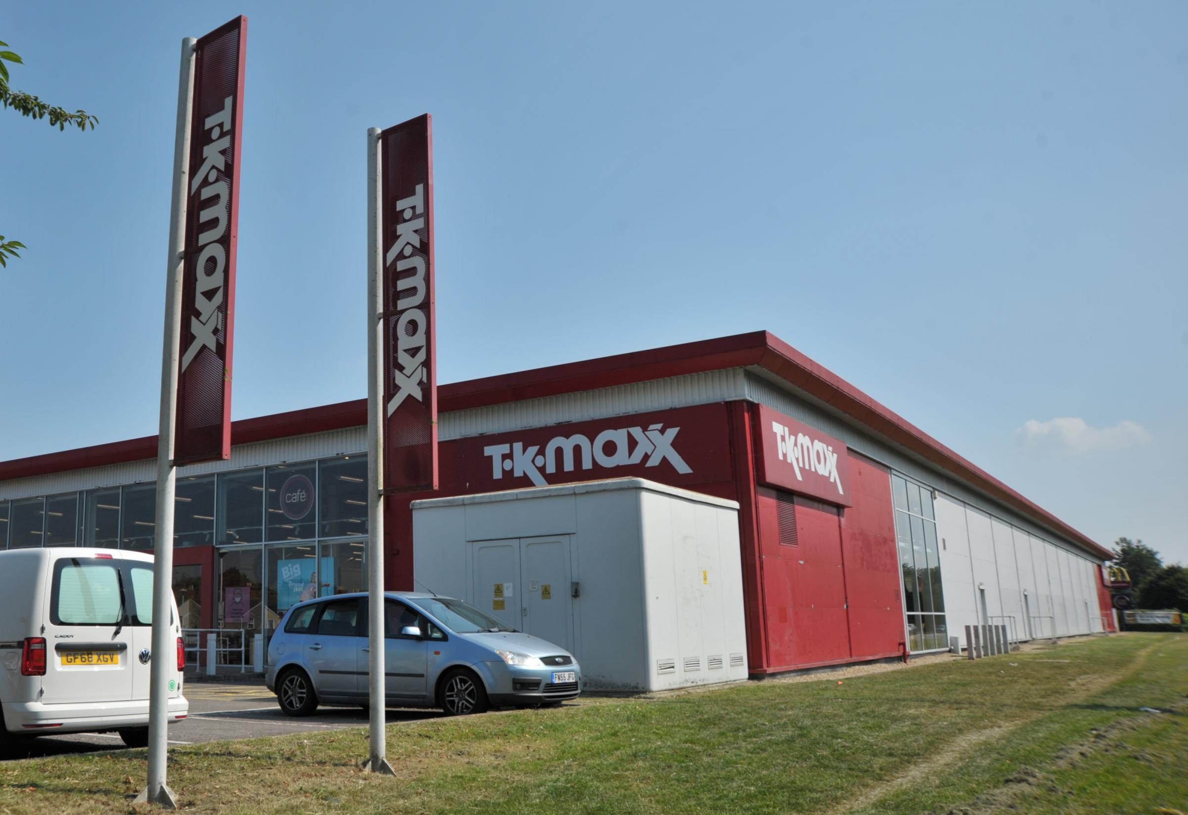 Home Bargains targets TK Maxx store in Great Western Way