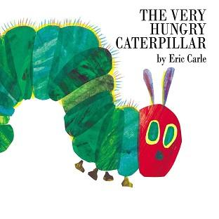 Swindon Advertiser: The Very Hungry Caterpillar is among Puffin's hotlist of its 70 best books of all time