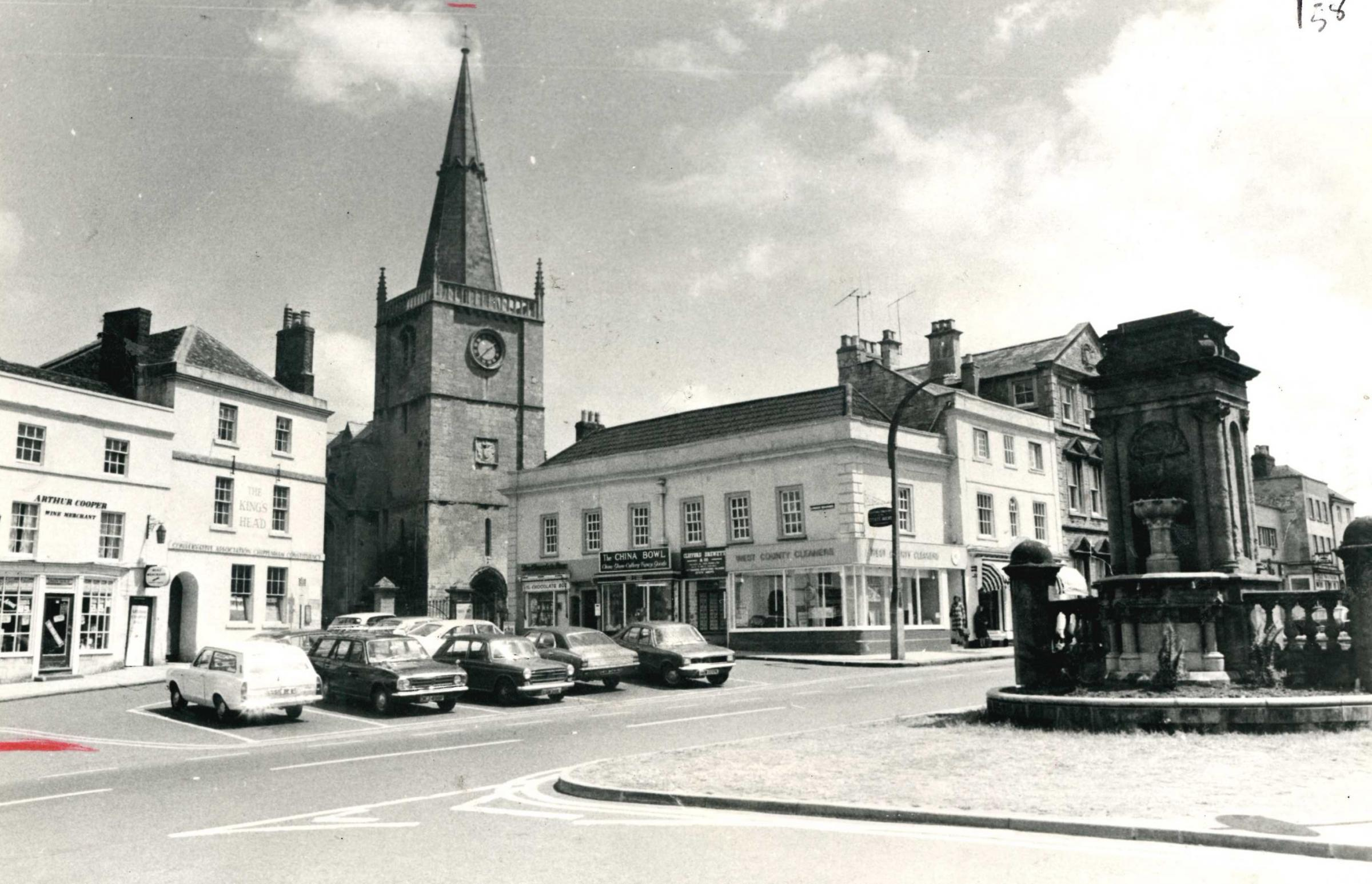 Nostalgia: Chippenham street scenes from the 1960s to the 1990s