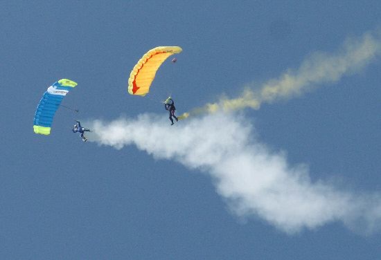 Kemble air show really takes off!