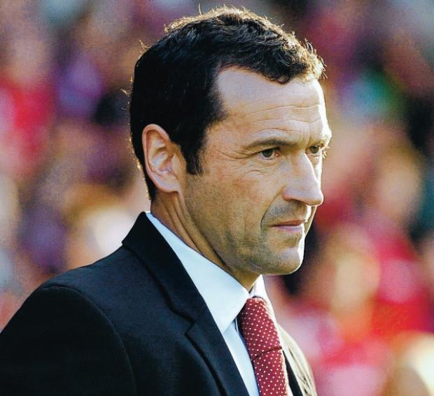 SCOTLAND CALLING: Newcastle United assistant manager Colin Calderwood has left St James' Park to join Hibernian