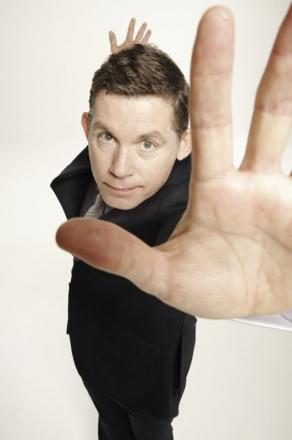 Lee Evans, born on this day in 1964