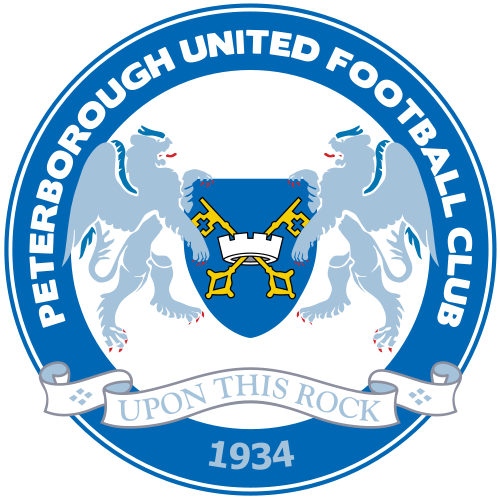 Peterborough United fan Ray Stratton is recovering in hospital after collapsing during last night's JPT tie