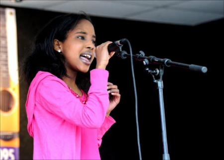 Swindon Talent '11 heat  showcase of the cream of the town's top acts