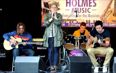 Swindon Talent '11 showcase of the cream of the town's top acts
