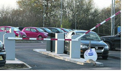 CORONAVIRUS: NHS staff to get free parking during pandemic