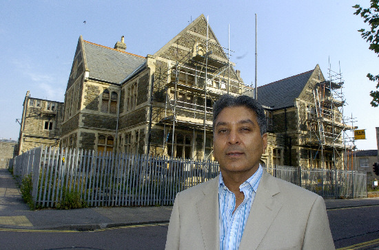 Mechanics' Institute owner Mathew Singh